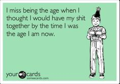 Age I Am Now